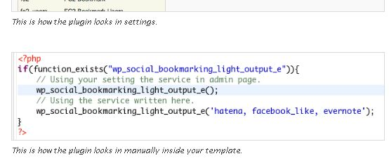 social book marking Light